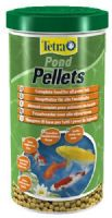Tetra Pond Pellets Small Medium 1L 4L 260g 1050 Goldfish Koi Orfe Food TetraPond